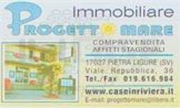 logo Partner  Immobiliare Progetto Mare